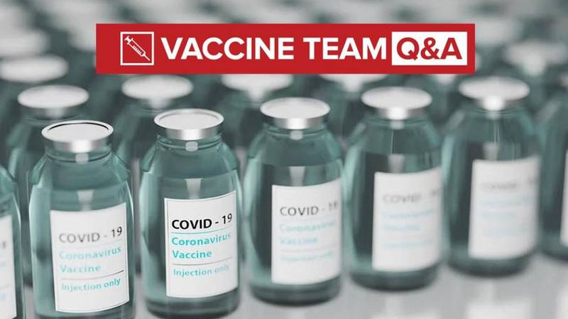 VACCINE TEAM: Do you have to wait 90 days if you reschedule second vaccine shot?