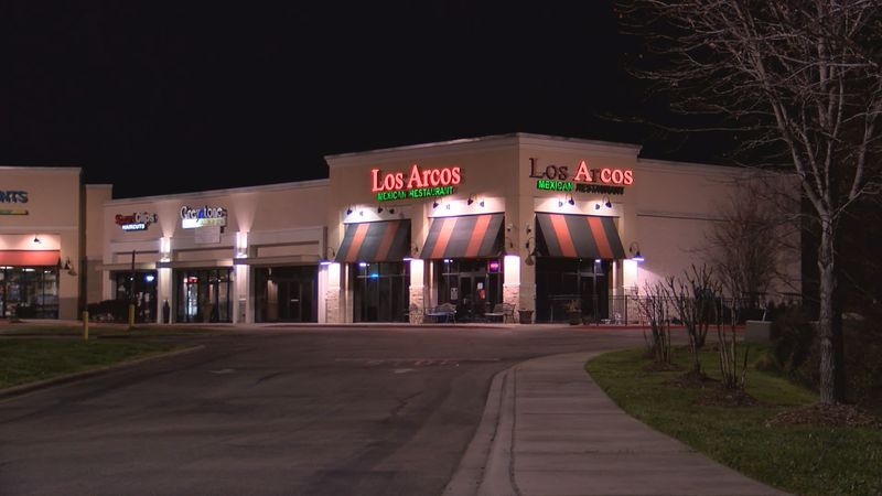 Salisbury Police are investigating a shooting at Los Arcos that left three people hurt.