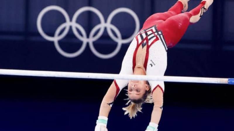 German gymnasts