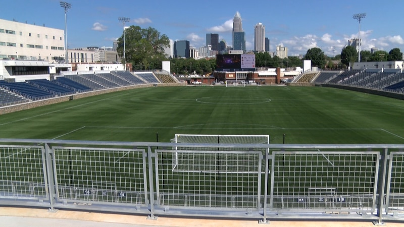 The American Legion Memorial Stadium is set to open in just two weeks. The renovated stadium...