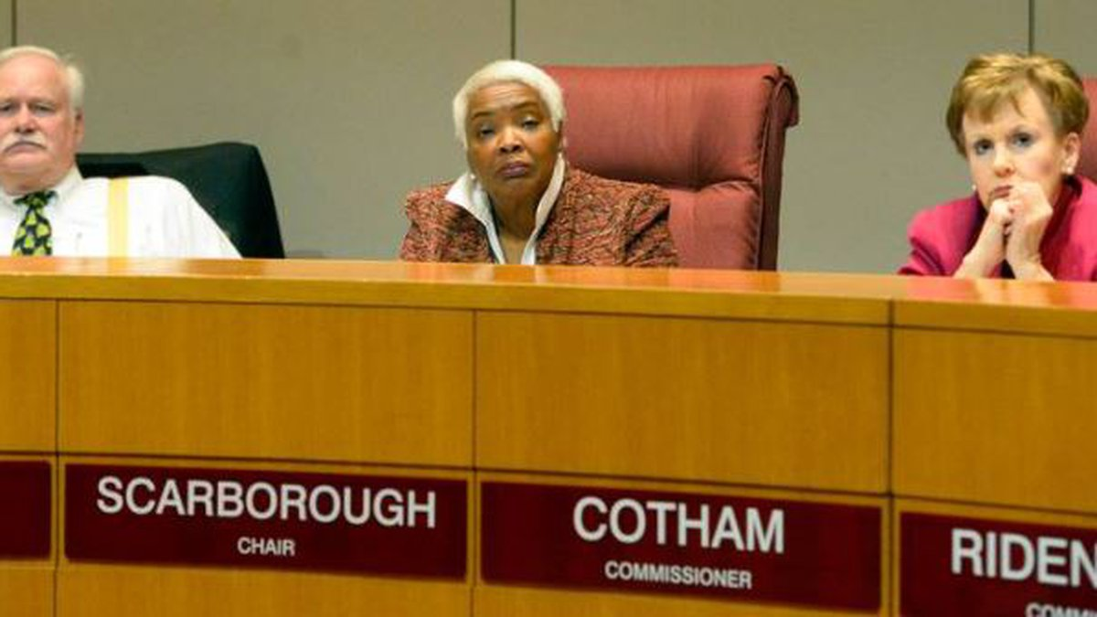 Mecklenburg attorney looking into whether someone voted on county commissioner's behalf