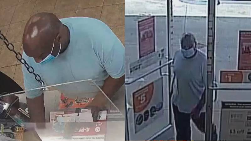 Detectives from the Charlotte-Mecklenburg Police Department are trying to identify the man who...