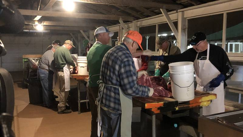 The 90th Mallard Creek Barbecue is set to be have a MAJOR turnout Thursday.