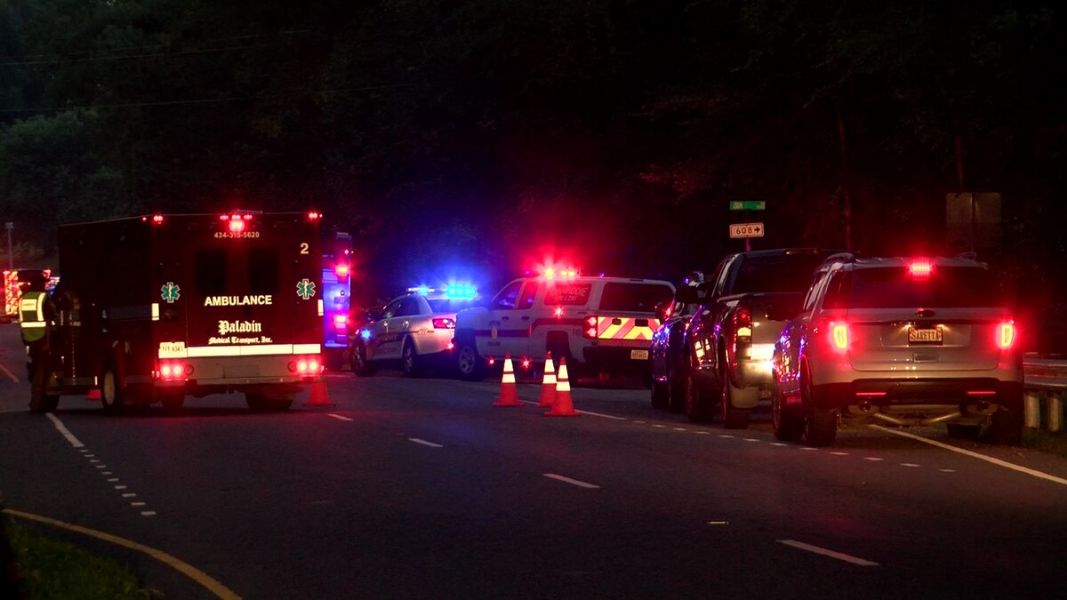 According to VDOT, the crash occurred in the area of Zion Road.