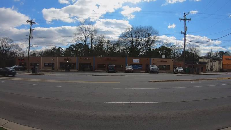 A strip mall on West Boulevard is now the target of the federal government in a property...