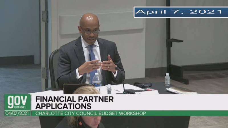 During Charlotte's April 7th city council meeting City Manager Marcus Jones said his staff were...
