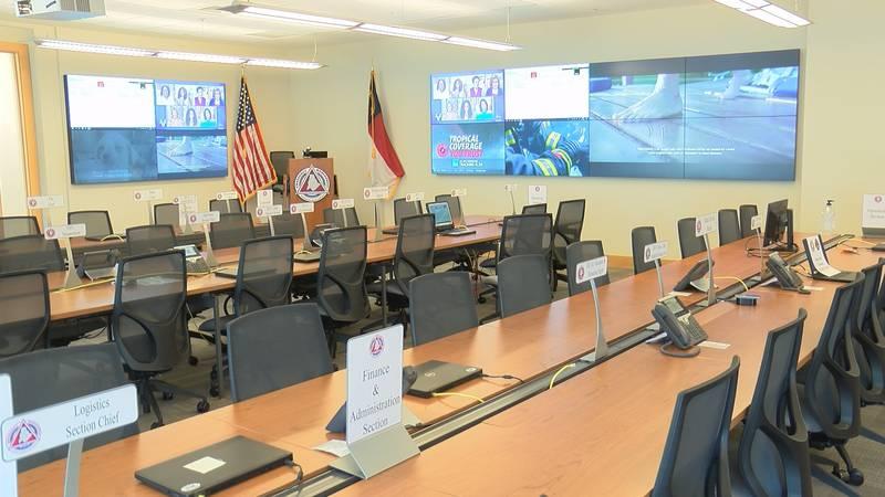 Charlotte Mecklenburg Emergency Management leaders have been monitoring the potential risks...