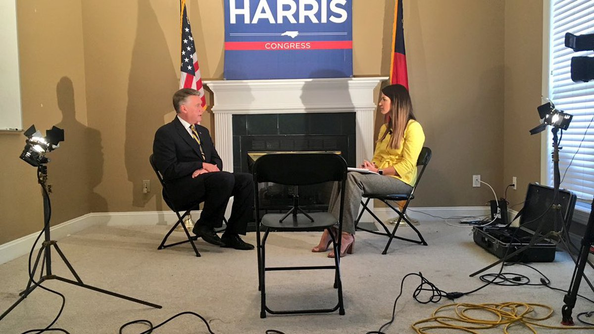 Mark Harris sits down with Lauren Tostenson one-on-one
