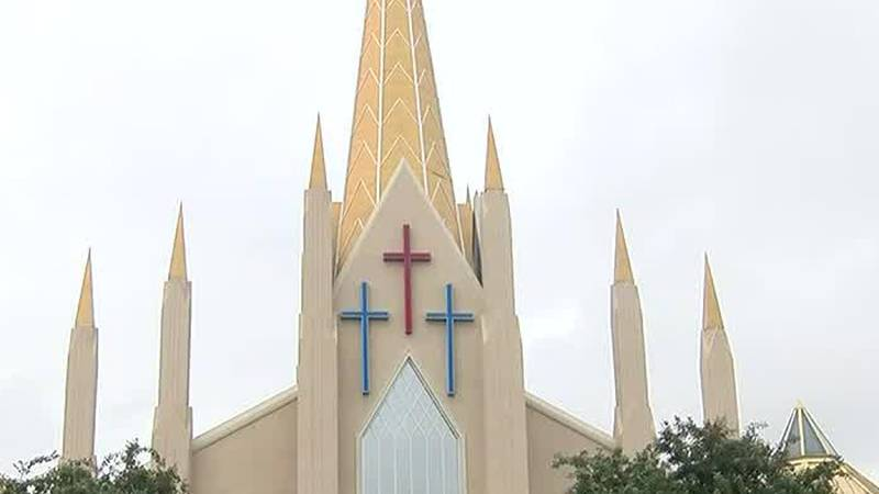 Indoor religious services will now have to abide by Mecklenburg County's indoor mask mandate.