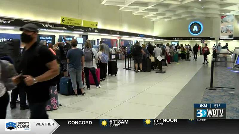 TSA: Fines possible for those who don't mask up