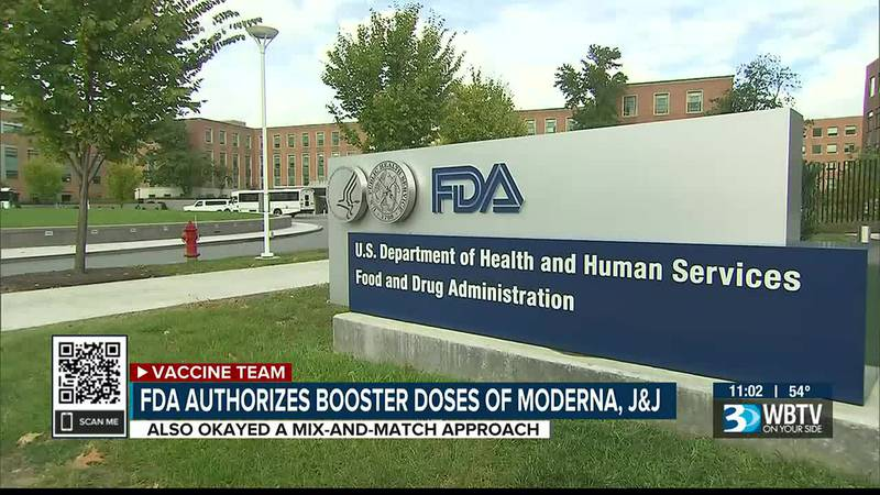 FDA approves mixing COVID vaccines; backs Moderna, J&J boosters