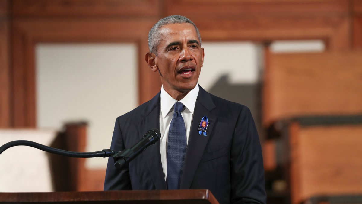 Former President Barack Obama, who picked Biden as his running mate a dozen years ago, has top...