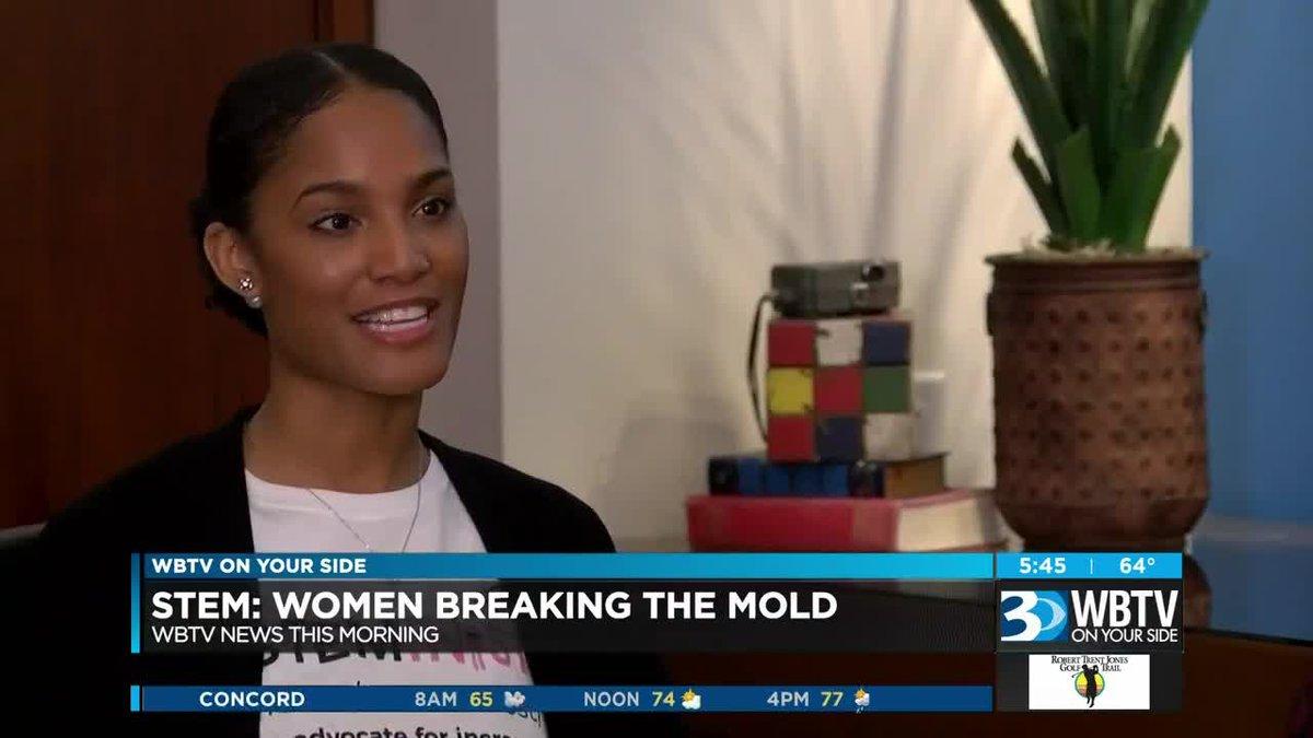 Women in STEM: Naomi Thomas