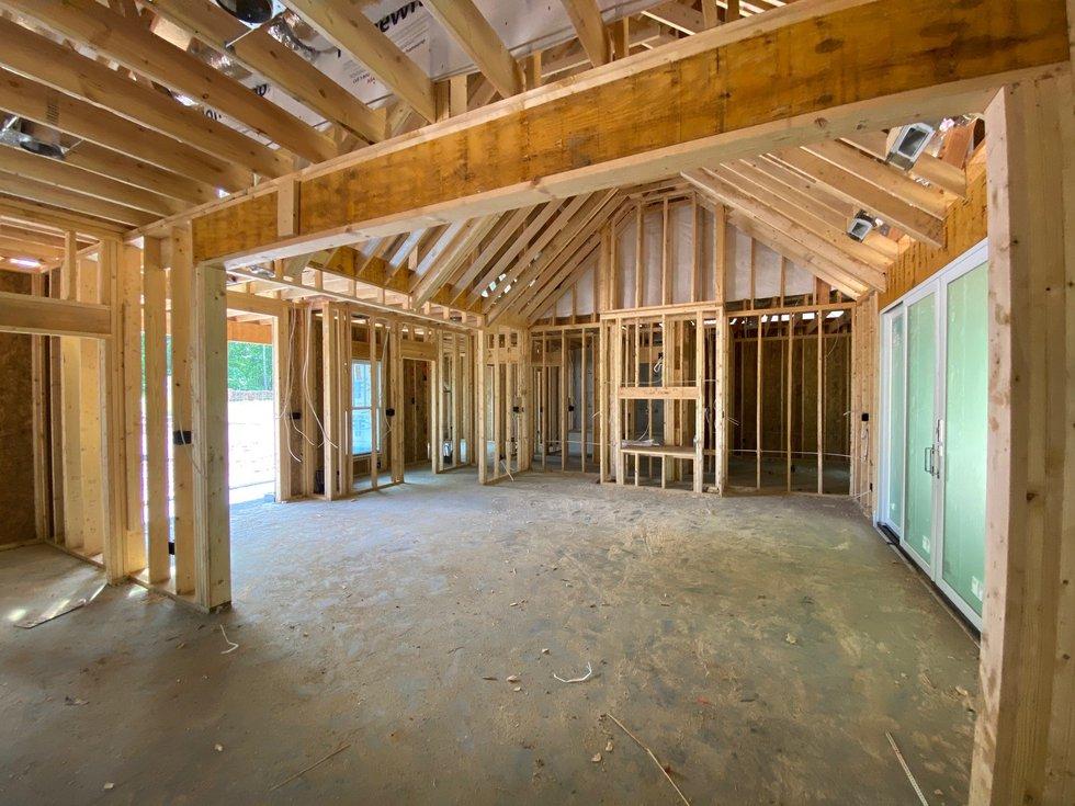 St. Jude Dream Home construction underway