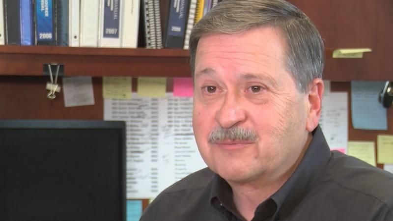 Gaston County Sheriff announces retirement, leaves Democratic Party