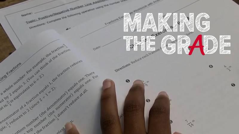 Making The Grade Oct. 21