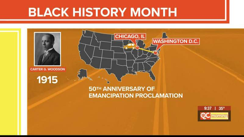 Mr. Russell's Classroom: A History Lesson About Black History Month