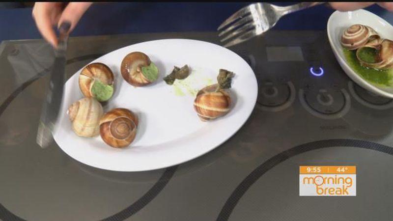 Good News and Good Food: Escargot