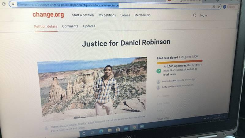 SC father starts petition, hires private investigator to locateson reported missing in Arizona