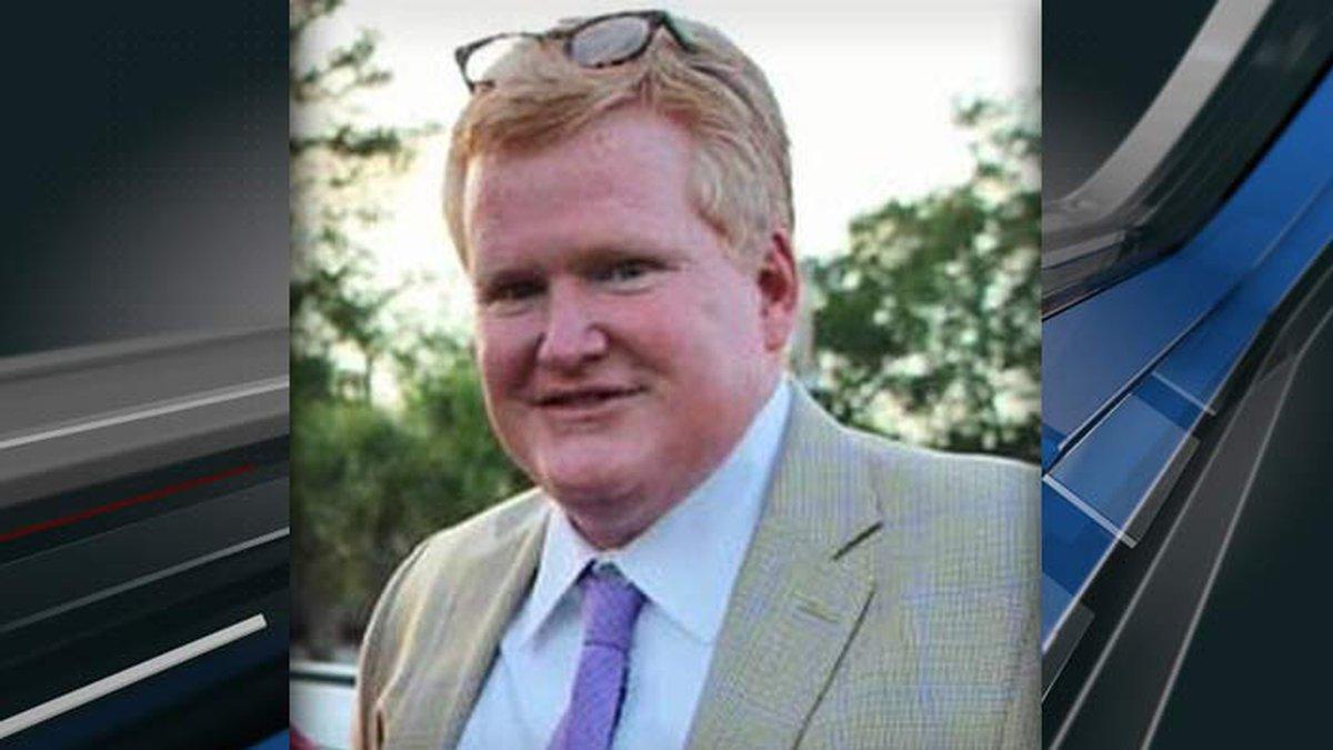 Attorney Alex Murdaugh was shot Saturday afternoon along a rural road in Hampton County.