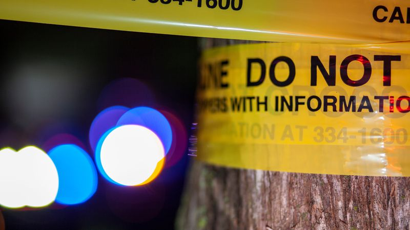 The woman was reportedly sexually assaulted by an unknown person at the scene.