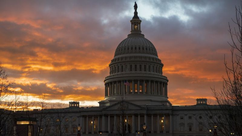 Current and former U.S. legislators are reacting to the violence at the Capitol in Washington....