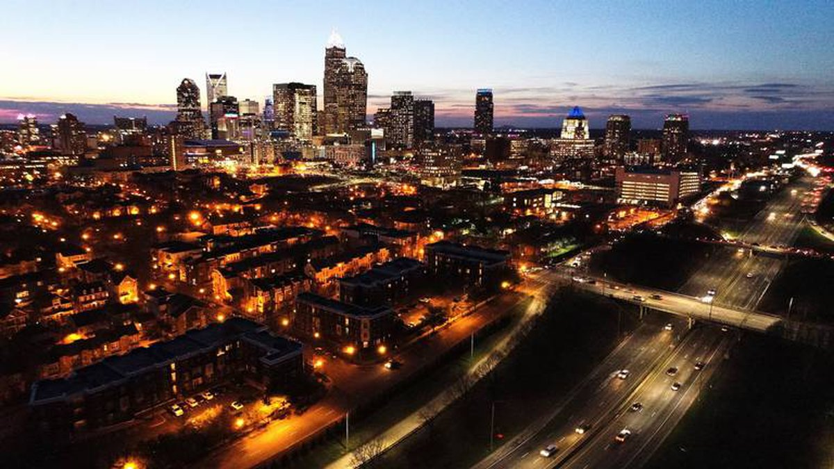 Charlotte is now the 15th most populous city in the United States, surpassing San Francisco,...