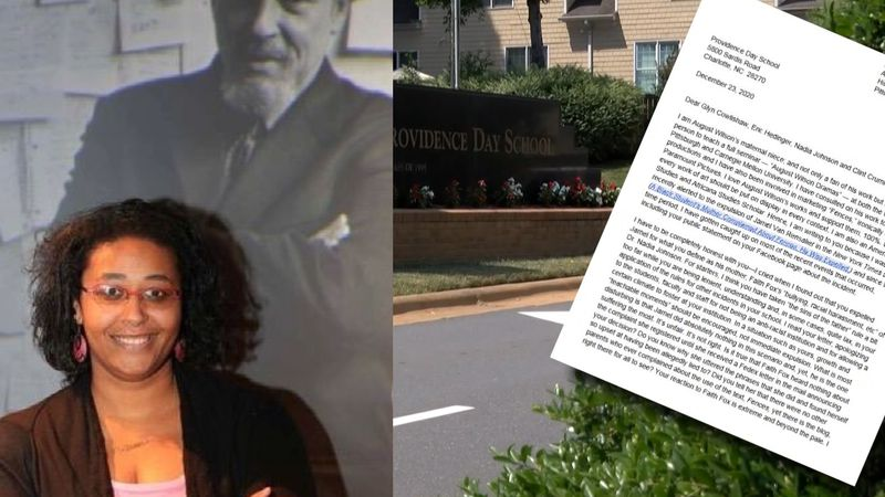 Dr. Kimberly Ellis, scholar and niece of August Wilson, sent a letter to Providence Day School...