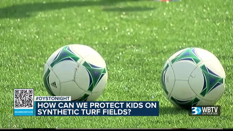 How can we protect kids on synthetic turf fields?
