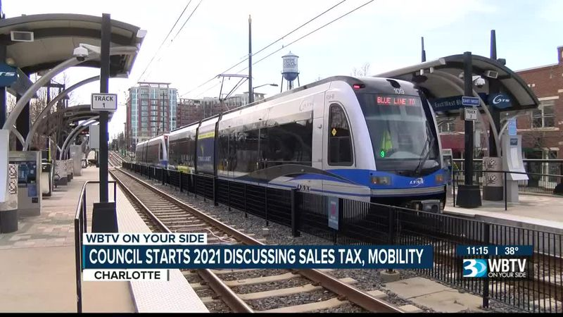 City Council starts 2021 discussing sales tax, mobility