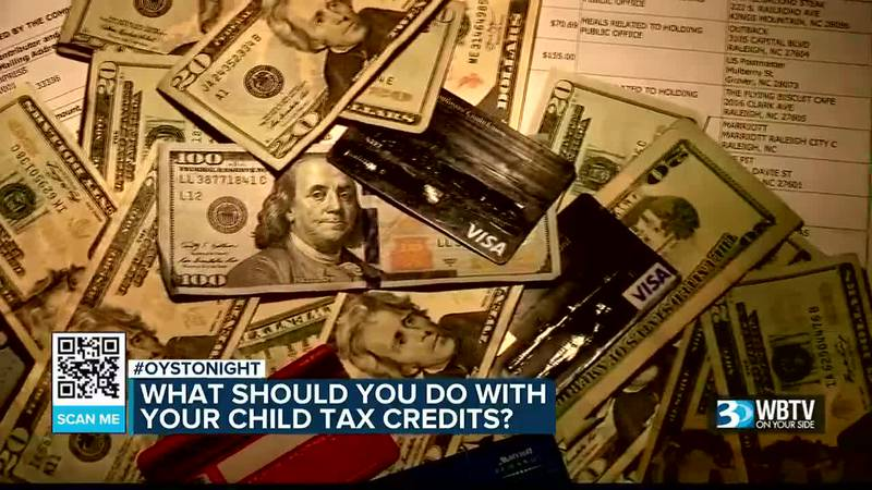 Child tax credit: What's the best way you can use it?