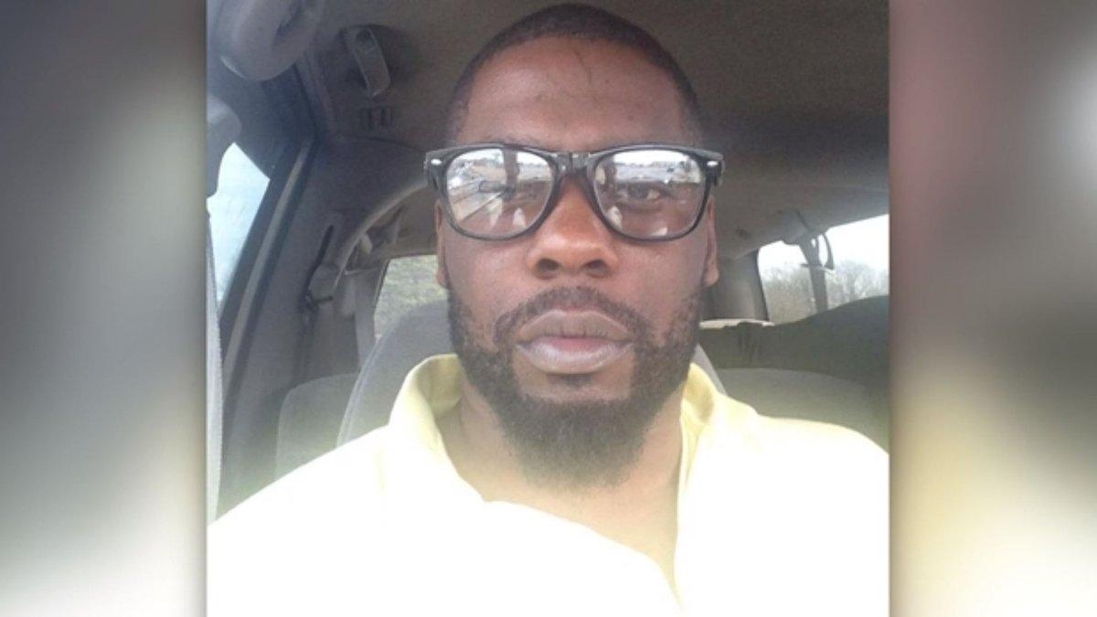 Andrew Brown Jr., 42, was shot and killed by sheriff's deputies serving warrants in Elizabeth...