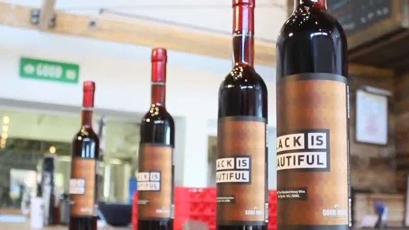 Local Cidery Releases Black Is Beautiful Mead