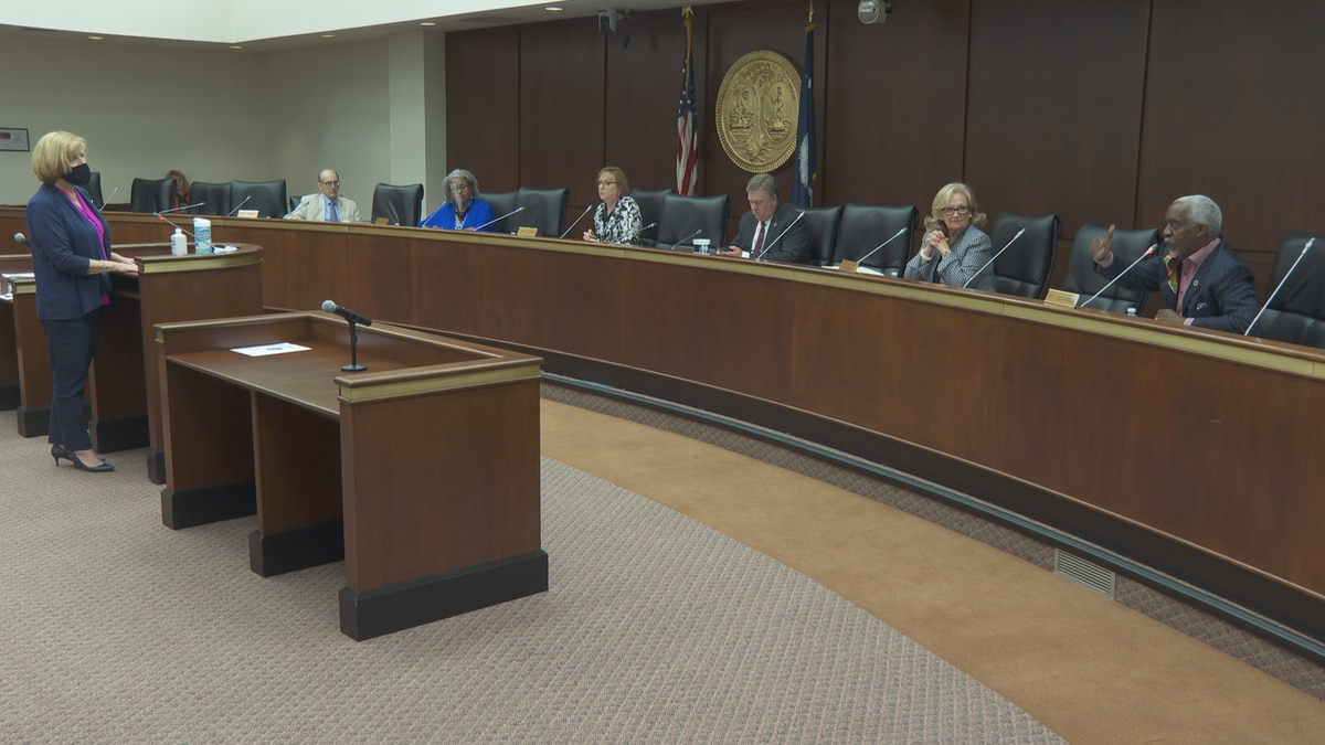 State Superintendent of Education says they plan on approving district reopening plans soon