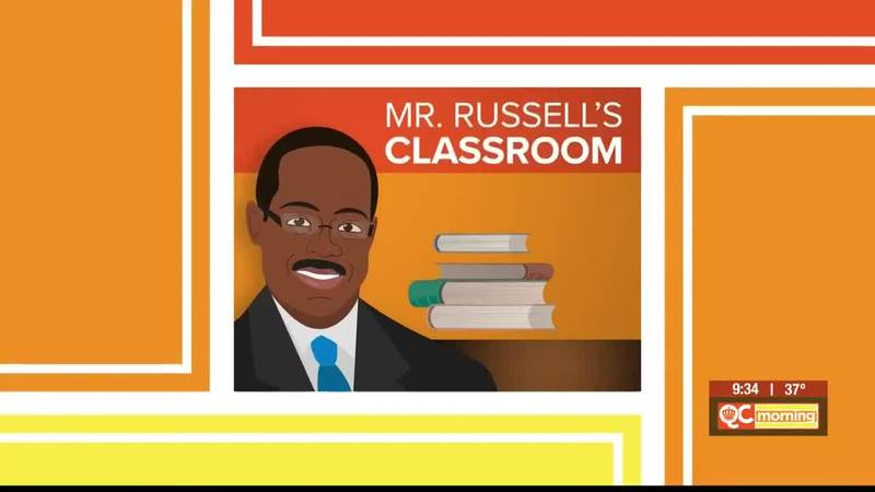 A Look Back At The Fall Semester In Mr. Russell's Classroom