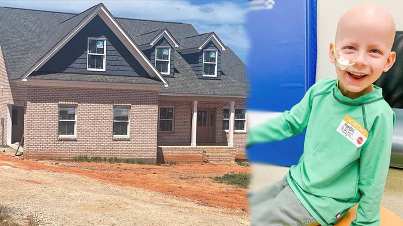 2021 St. Jude Dream Home dedicated to young Charlotte boy who's fought cancer twice