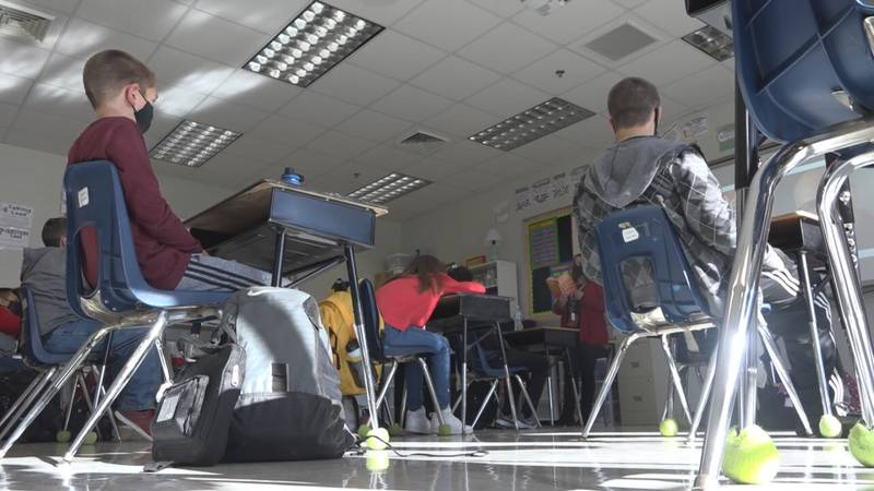Charlotte-Mecklenburg Schools will be considering masking requirements in a special meeting...