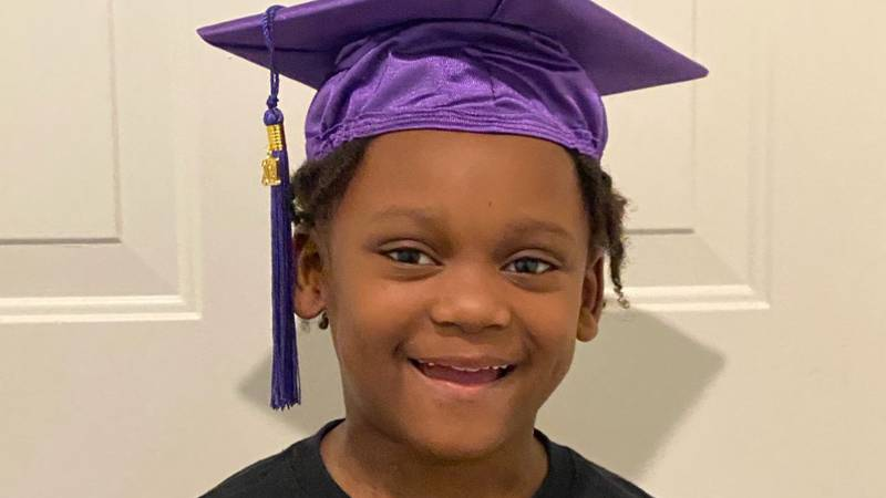 Ethan Govan was a first grade student at Stoney Creek Elementary School in Charlotte.