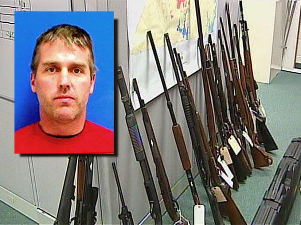 Jeremy Allen Mayfield (Mug courtesy: Catawba County Sheriff's Office)