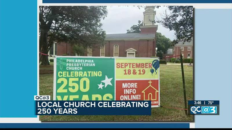 Mint Hill church celebrating 250-year anniversary with host of activities