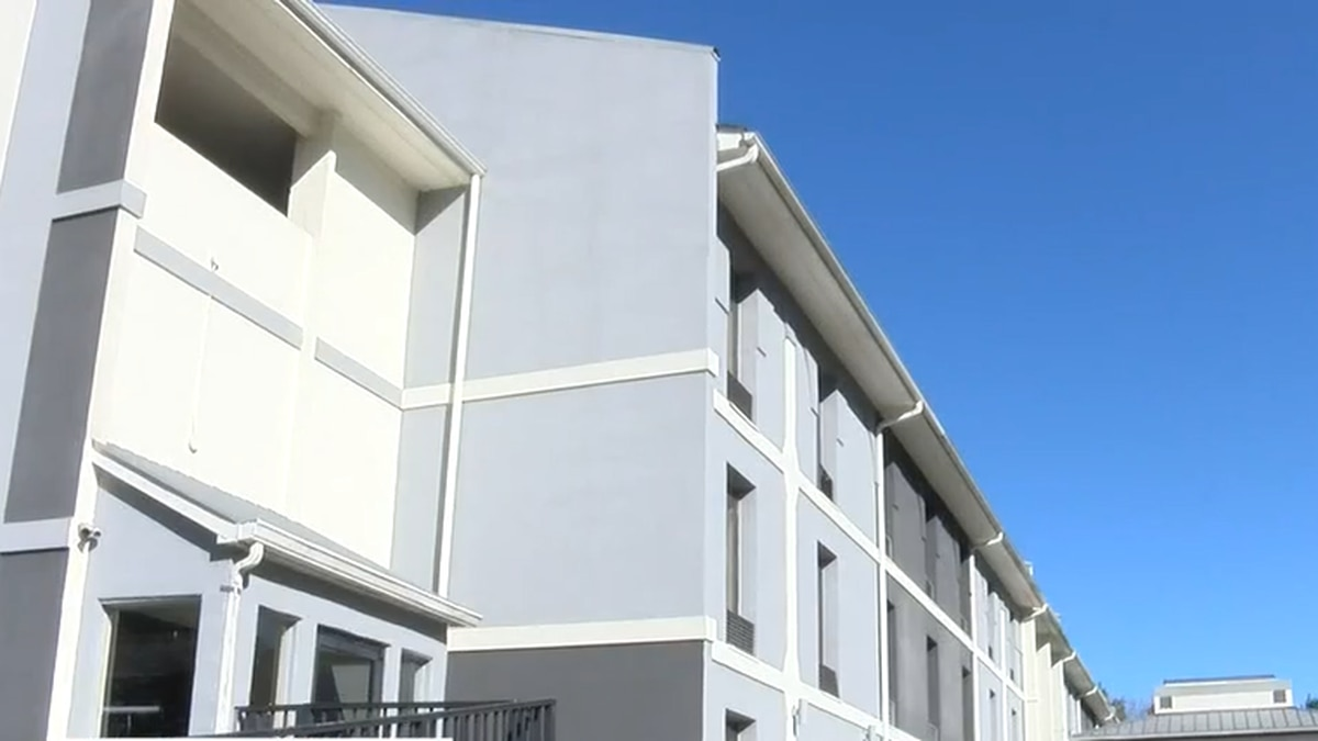 A $1 million grant will go toward converting a hotel into affordable housing for Charlotte's...