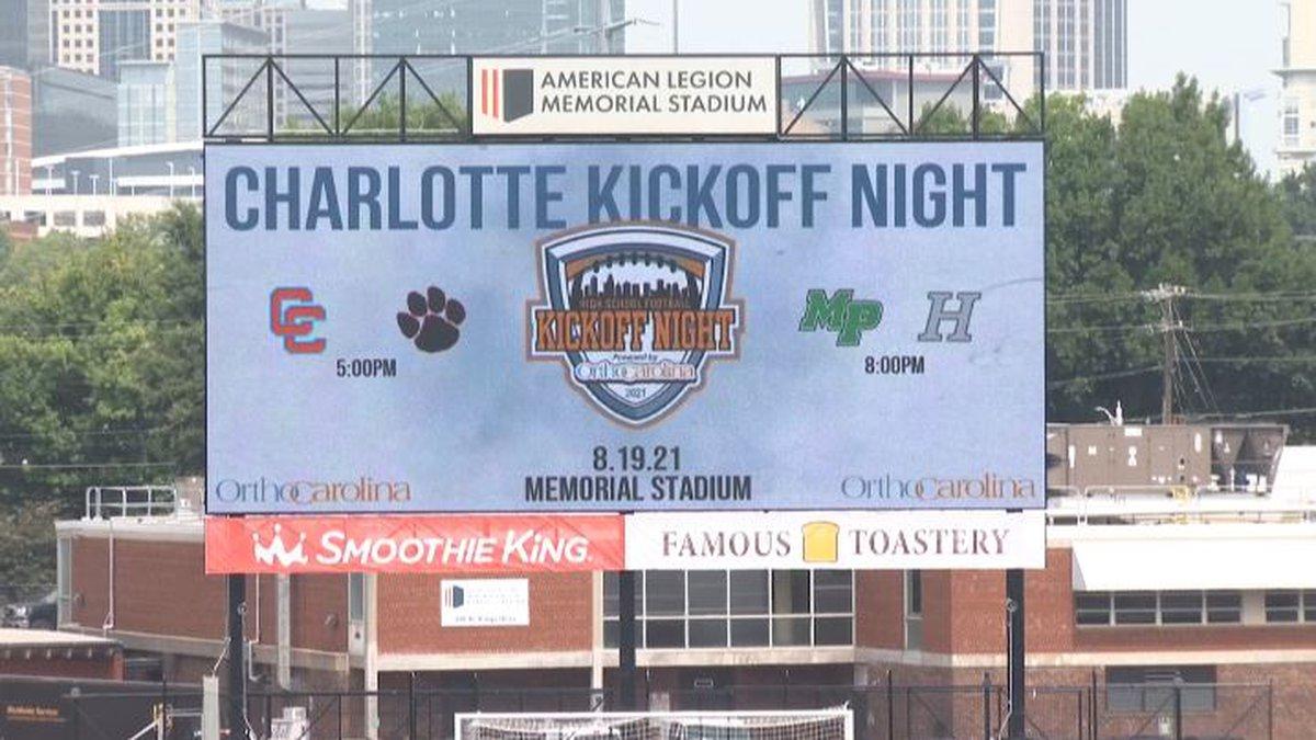 High school football returns to Memorial Stadium