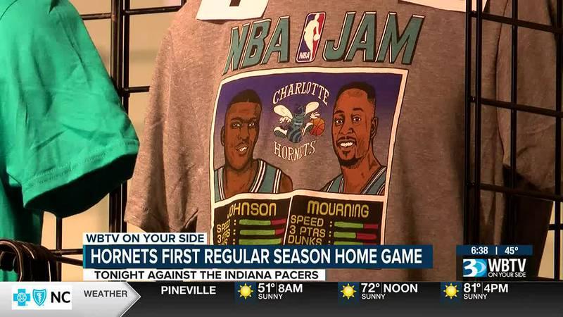 The Spectrum Center will be at full capacity for the Charlotte Hornets' new season.