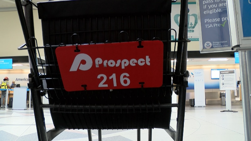 American Airlines contracts Prospect Airport Services for wheelchair assistance.