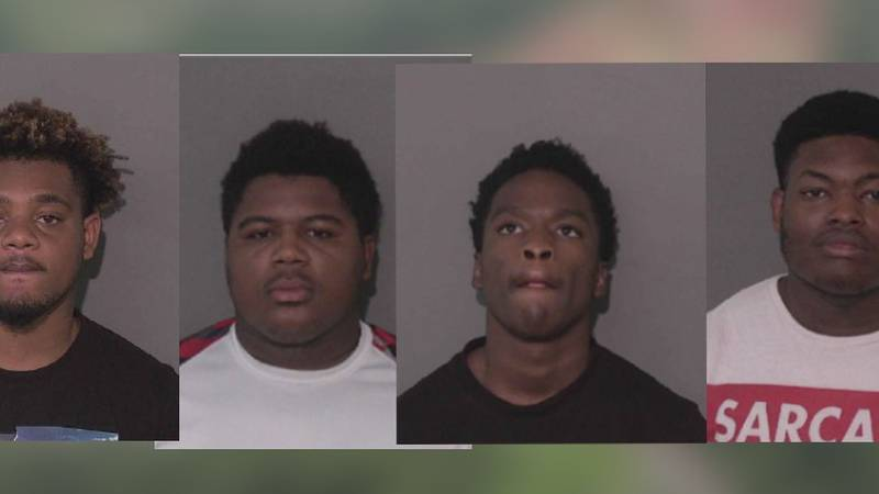 Four arrested in deadly drive-by shooting of 13-year-old in Monroe