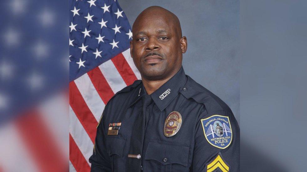 Sgt. Kelvin Ansari (Source: Savannah Police Department)