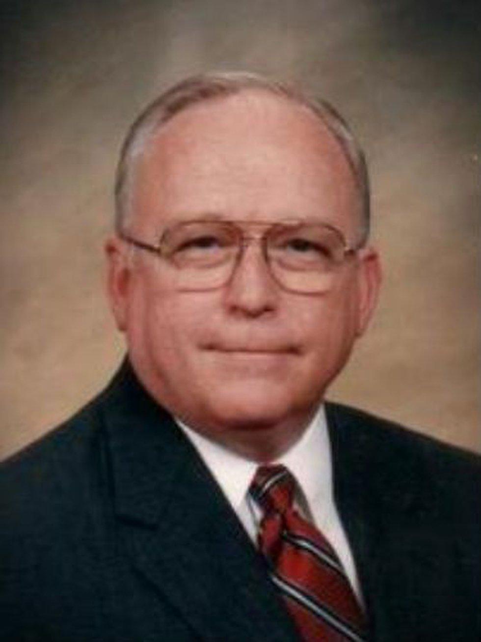 Robert L. Barber (Photo courtesy of Hankins & Whittington Funeral Service)