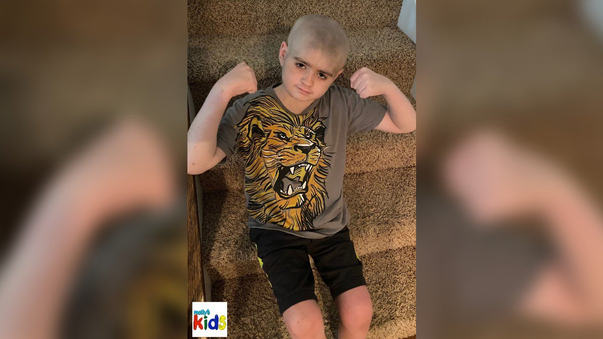 """#MollysKids: Devin Kiser has """"most curable"""" kinds of kids cancer, but he isn't getting """"cured."""""""