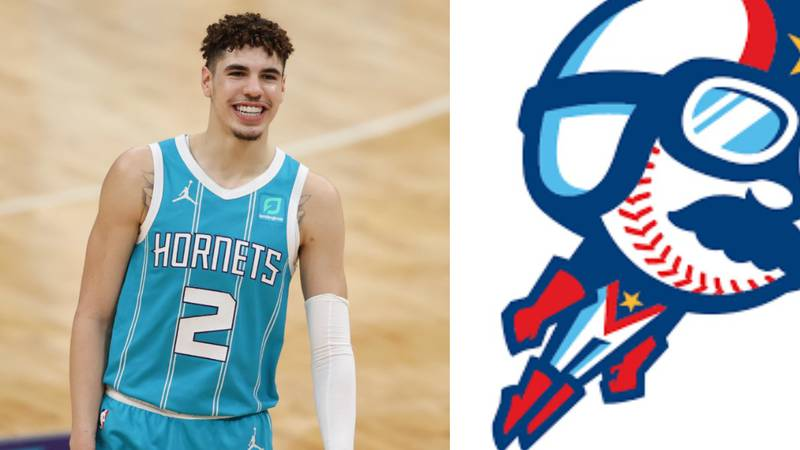 """The Kannapolis Cannon Ballers say they will change their name for one game to the """"LaMelo..."""
