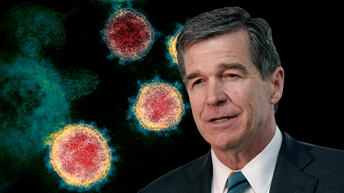 Gov. Roy Cooper is providing an update Wednesday on coronavirus in North Carolina after the...